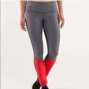 Lululemon Runder Under Reversible Leggings Pants